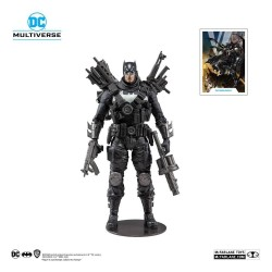 DC Multiverse figurine Dark Nights Metal Grim Knight 18 cm