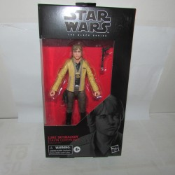 PBA - Figurine Star Wars Black Series Luke Skywalker Ceremonie 15 cm