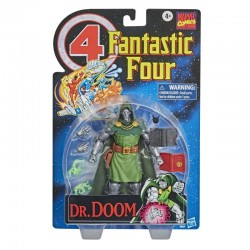 Fantastic Four Marvel Vintage Collection figurine Dr. Doom 15 cm