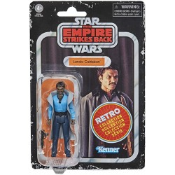 Figurine Star Wars Retro ESB Vintage 10cm Lando Calrissian