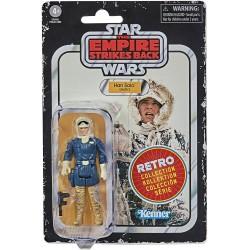 Figurine Star Wars Retro ESB Vintage 10cm Han Solo Hoth