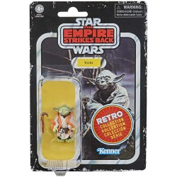 Figurine Star Wars Retro ESB Vintage 10cm Yoda