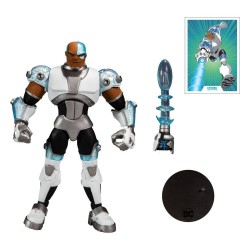 DC Multiverse Animated figurine Animated Cyborg 18 cm