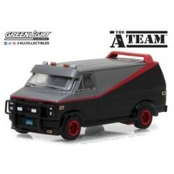 A-Team 1983 GMC Vandura 1/64 métal
