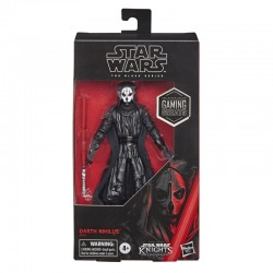 Figurine Star Wars Black Series 15cm  GG Exclusive Darth Nihilus