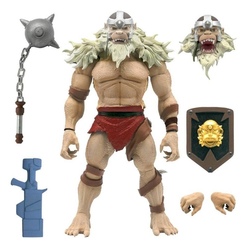 Thundercats Wave 4 figurine Ultimates Monkian 18 cm