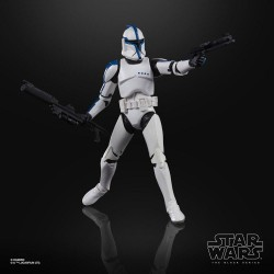 Star Wars Episode II Black Series figurine 2020 Phase I Clone Trooper Lieutenant 15 cm