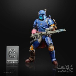 Star Wars The Mandalorian Credit Collection figurine 2020 Heavy Infantry Mandalorian 15 cm