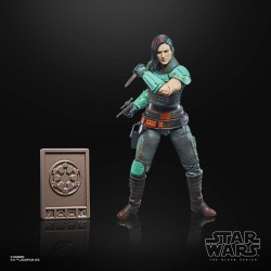 Star Wars The Mandalorian Credit Collection figurine 2020 Cara Dune 15 cm
