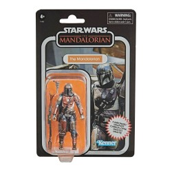 Star Wars The Mandalorian Vintage Collection Carbonized figurine 2020 The Mandalorian 10 cm