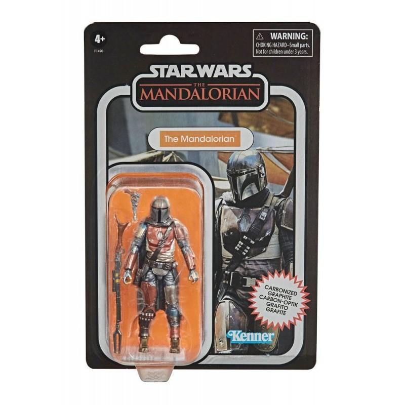 Star Wars The Mandalorian Vintage Collection Carbonized figurine 2020 The Mandalorian 10 cm