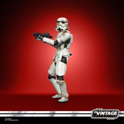 Star Wars The Mandalorian Vintage Collection Carbonized figurine 2020 Remnant Stormtrooper 10 cm