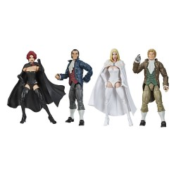 Marvel Legends Series pack 4 figurines 2020 The Hellfire Club Exclusive 15 cm