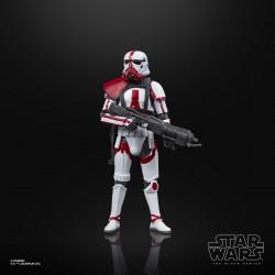 Figurine Star Wars Black Series 15cm Incinerator Trooper