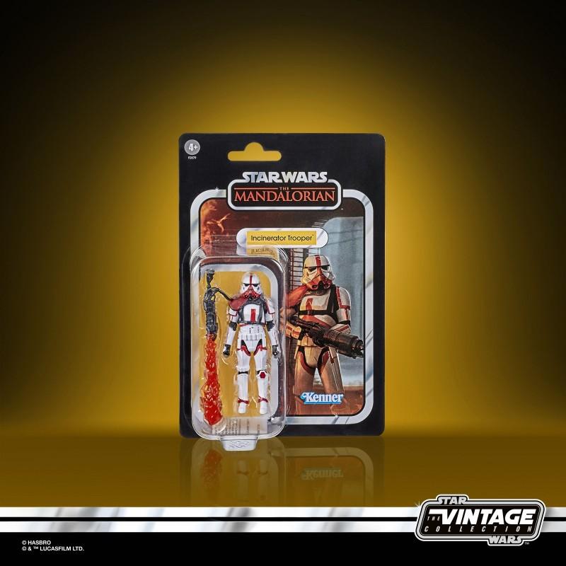 Star Wars Vintage collection 10cm Incinerator Trooper