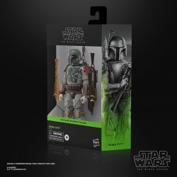 Star Wars Black Series Figurine 15cm Deluxe Boba Fett