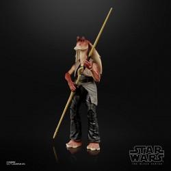 Star Wars Black Series Figurine 15cm Deluxe Jar Jar Binks