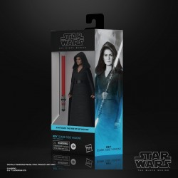 Star Wars Black Series Figurine 15cm  Rey Dark Side Version