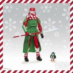 Star Wars Black Series Figurine 15cm Snowrooper Holiday Edition