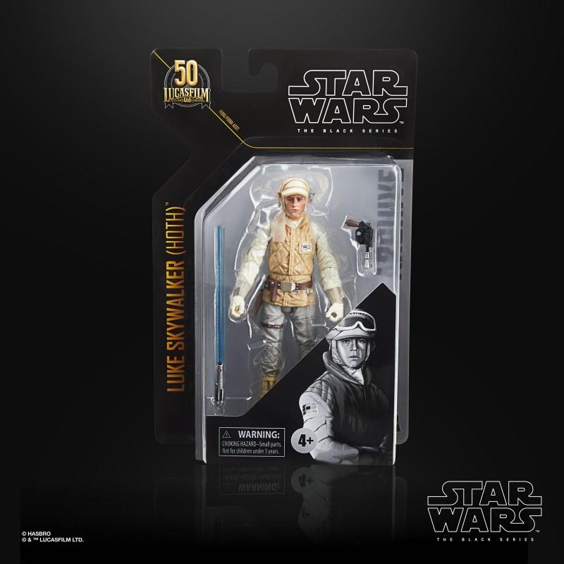 Star Wars Black Series Archive Luke Skywalker HOTH