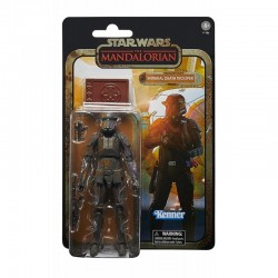 Star Wars The mandalorian Credit Collection Imperial Death Trooper