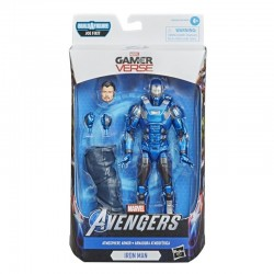 Marvel Legends Gamer Verse Wave 2 15cm Iron Man
