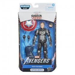 Marvel Legends Gamer Verse Wave 2 15cm Captain America