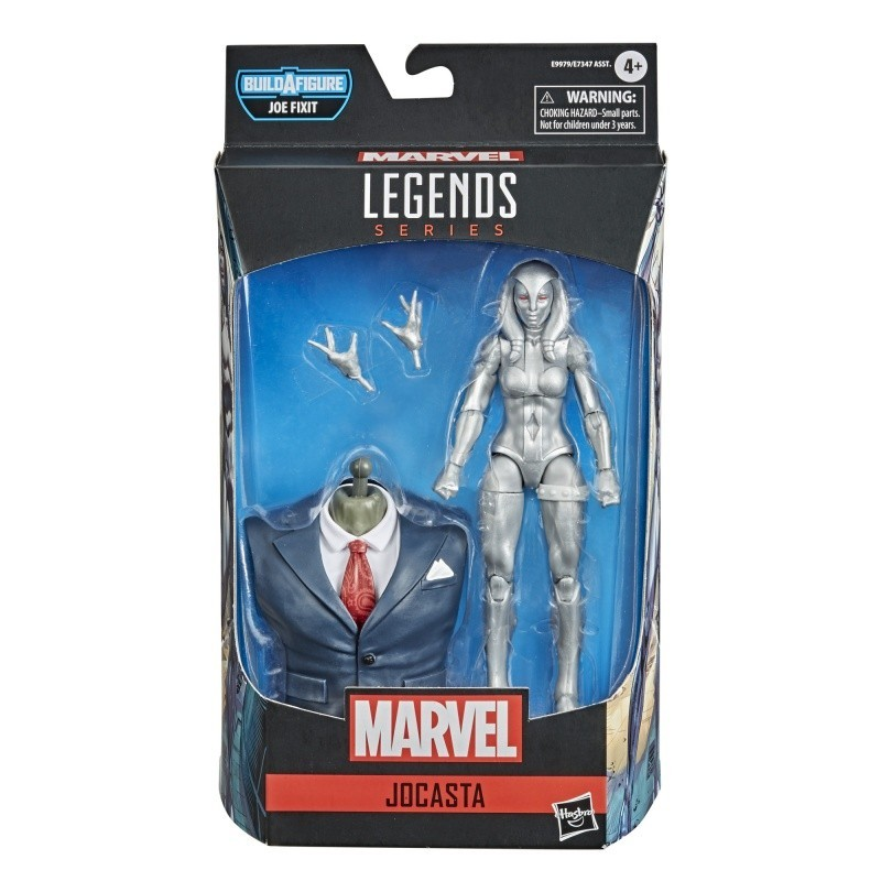 Marvel Legends Gamer Verse Wave 2 15cm Jocasta