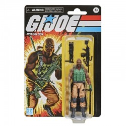 Figurine Gi Joe Retro 12 cm Roadblock