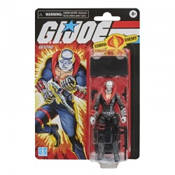 Figurine Gi Joe Retro 12 cm Destro