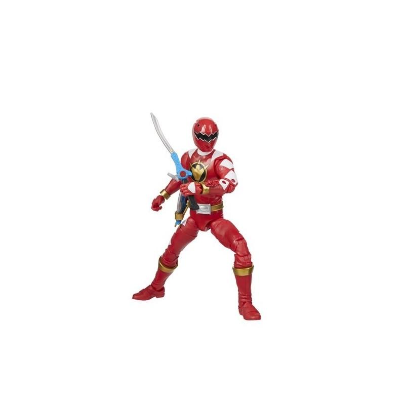 Power Rangers Lightning Collection Figurine 15 cm Dino Thunder Red Ranger