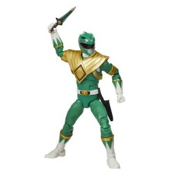 Power Rangers Lightning Collection Figurine 15 cm MM Green Ranger