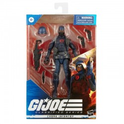 G.I. Joe Classified Series 2020 15cm  Wave 2 Cobra Infantry