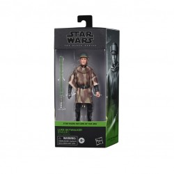 Figurine Star Wars Black Series 15cm Luke Skywalker Jedi Hasbro Toute la gamme Black Series