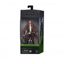 Figurine Star Wars Black Series 15cm Han Solo EP6 Endor