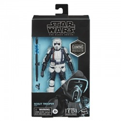 Figurine Star Wars Black Series 15cm  GG Exclusive Scout Trooper