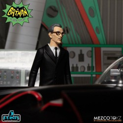 Les Guerriers de la nuit figurines 5 Points Deluxe Box Set Batman (1966) 9 cm