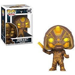 Destiny Funko Pop 341 Cayde-6 Golden Gun Exclusive