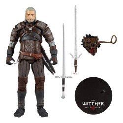 The Witcher figurine Geralt 18 cm