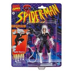 Spider-Man Marvel Retro Collection figurine Marvel's Black Cat 15 cm