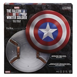 Bouclier Captain America Winter Soldier Legends Series
