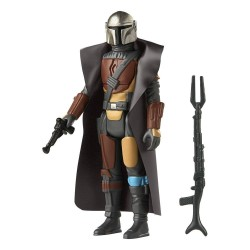 Star Wars The Mandalorian Retro Collection 10 cm  Mandalorian