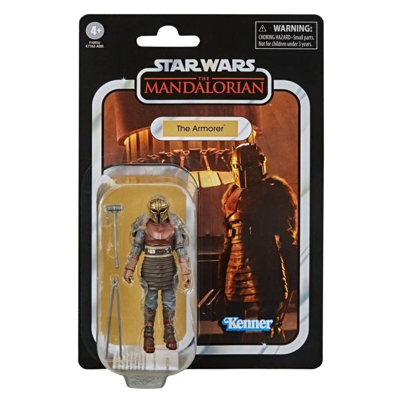 Figurine Star Wars Vintage Collection 10cm The Armorer
