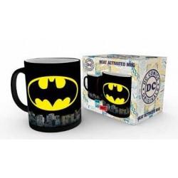 DC Comics mug effet thermique Batman Logo