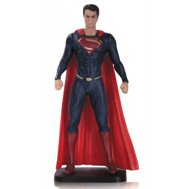 Man of Steel figurine PVC Superman 9 cm