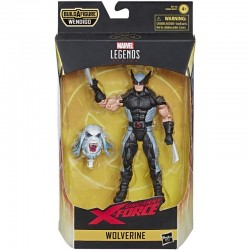 Marvel Legends Ucany X-force 15 cm Wolverine