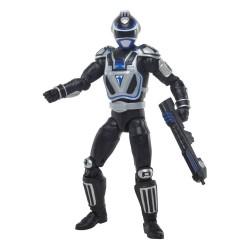 Power Rangers Lightning Collection 2021 S.P.D. B-Squad Blue Ranger vs. S.P.D. A-Squad Blue Ranger