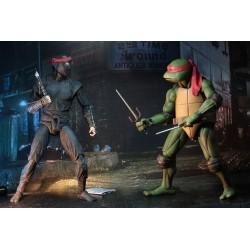 Les Tortues ninja figurine 1/4 Foot Soldier 46 cm
