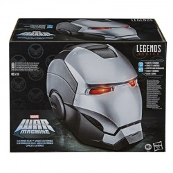 Marvel Legends Series casque électronique War Machine
