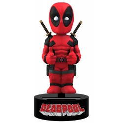 Marvel Comics Body Knocker Bobble Figure Deadpool 15 cm